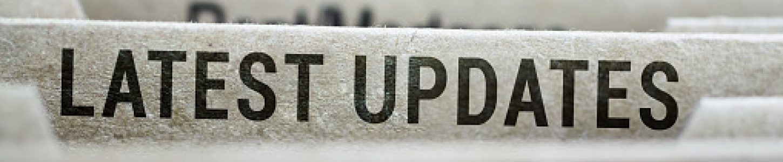File folder of latest updates